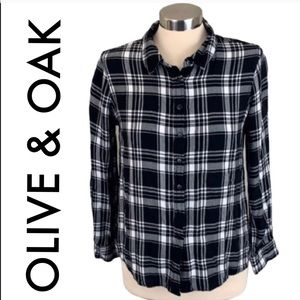 👑 OLIVE & OAK TOP 💯AUTHENTIC